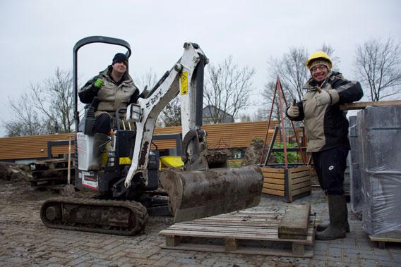 Begeleid Werken en zinvolle dagbesteding in Friesland