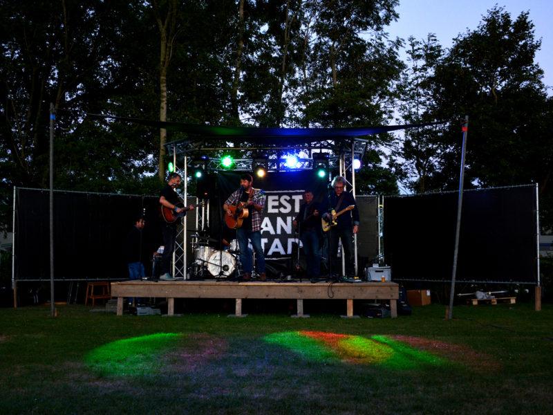 Gert Sennema en Westkantstad speelt op Festival Voorbij de Grens van De 4 Elementen