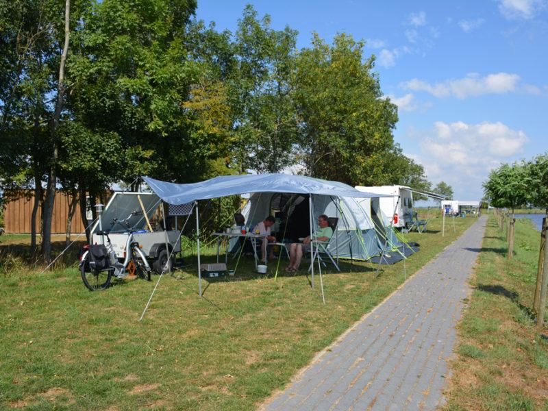 Camping De 4 Elementen in Friesland biedt diverse faciliteiten voor mensen in een rolstoel
