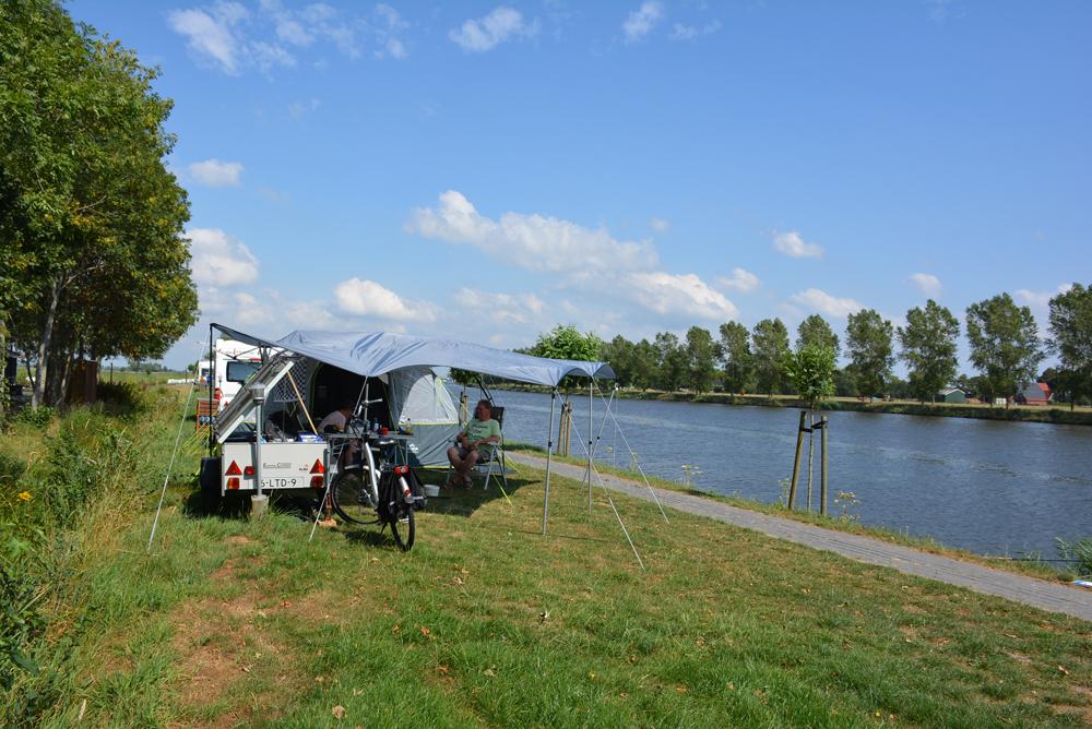 Kamperen en met COPD - het kan bij Camping De 4 Elementen in Stroobos (Friesland)