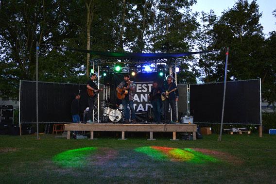 De 4 Elementen organiseert ieder jaar Festival 'Voorbij de Grens' in Groningen en Friesland