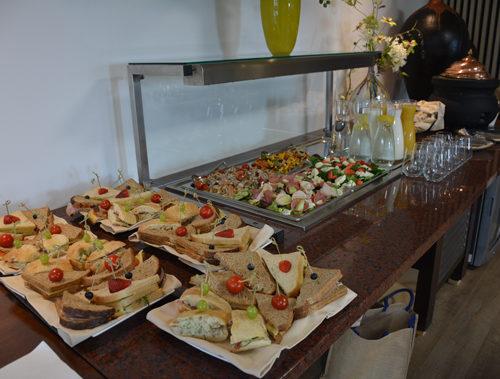 Lunch tijdens evenementen door De 4 Elementen in Friesland