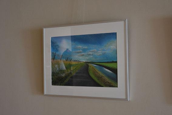 Kunstschilder Frans Hage exposeert met unieke selectie werken bij De 4 Elementen in Stroobos