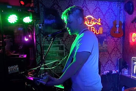 The Past2Pressence speelt op gratis Festival Voorbij de Grens bij De 4 Elementen in Stroobos