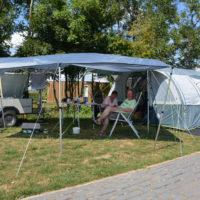 rolstoelvriendelijk kamperen op Camping De 4 Elementen in Friesland