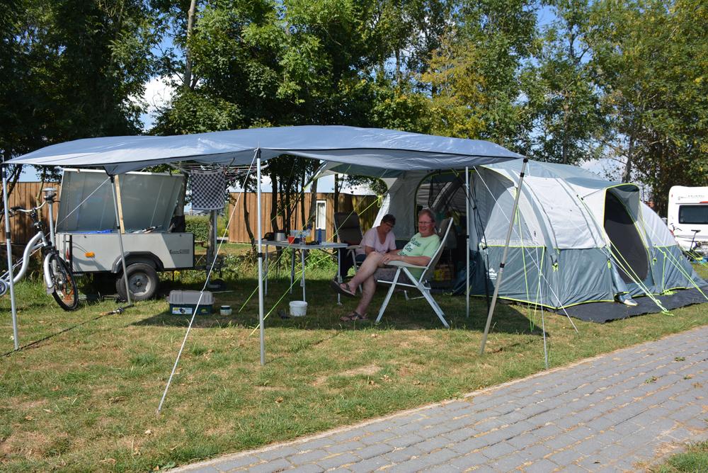 Rolstoel kamperen op Camping De 4 Elementen in Stroobos