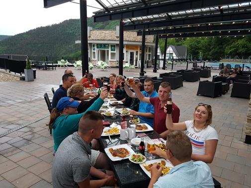 Vakantie met Begeleid Wonen en Werken bij De 4 Elementen in Stroobos (Friesland)